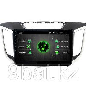"ШГУ Hyundai Creta 16+ (INCAR DTA-2410) Android 10/1024*600, wi-fi, IPS, BT, 10"", DSP"