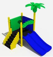Детский игровой комплекс Кроха 2