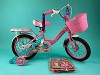 Велосипед Холодное сердце 14 размер