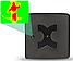 Универсальный мультидатчик MultiSensor-Thermal Image mit 90° с оптикой, фото 2