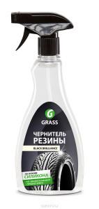 """Чернитель шин силикон """"Black Brilliance"""" (0.5) Grass"""