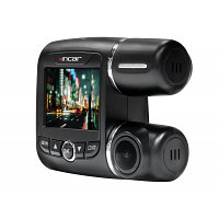 "Видеорегистратор INCAR VR-770/ LCD 2"", H.264, 2560*1440, 170 град., SONY 323, 2-х камерный /"