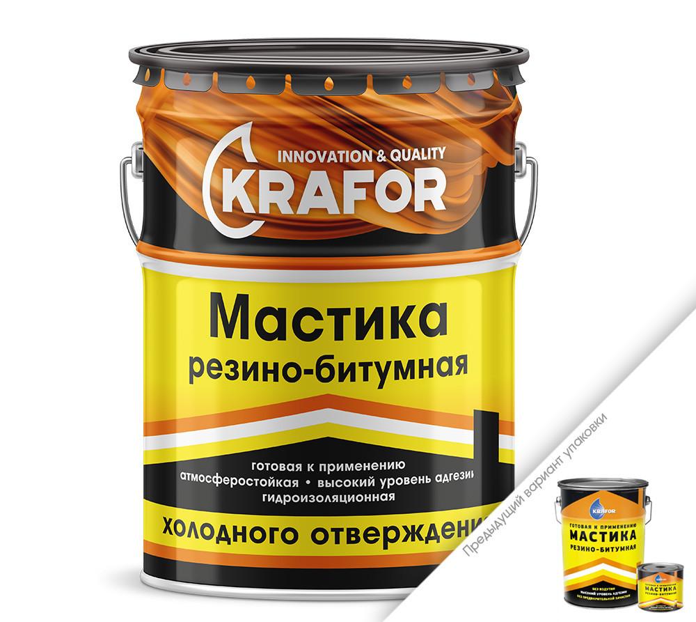 """"""" Мастика резино-битумная для гидроизоляционных работ""""   4 кг"""