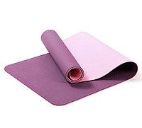 Коврик для йоги и фитнеса Фиолетовый