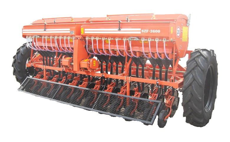 Сеялка зерновая СЗФ-3600-Т (Травяная)