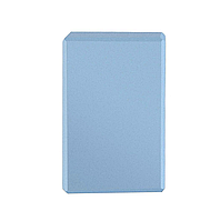 Блок для йоги Голубой