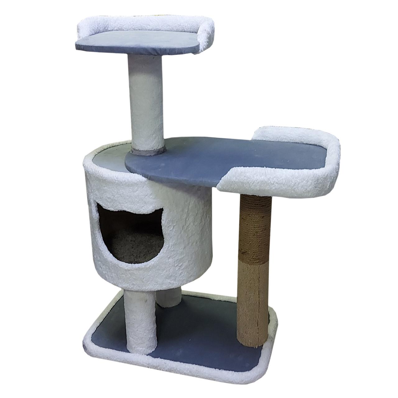 Игровой комплекс для кошек Cat house