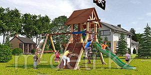 Детская площадка Савушка Lux 2