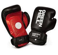 Боксерские перчатки GREEN HILL SIRUS кожа