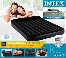 Надувной матрас Intex 64143 (203*152*25 см)