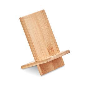 Подставка для телефона бамбук, WHIPPY