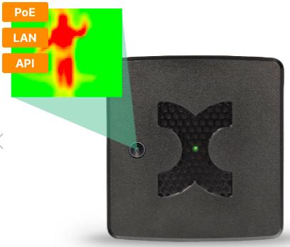 Универсальный мультидатчик MultiSensor-Thermal Image mit 90° с оптикой