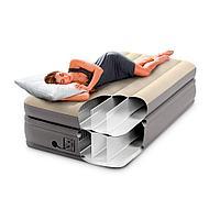 Надувная кровать 64162  99х191х51см встр.нас. 220В