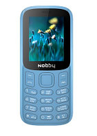 Мобильный телефон Nobby 120 Blue (Камера)