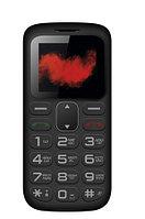 Мобильный телефон Nobby 170B Black (Камера)