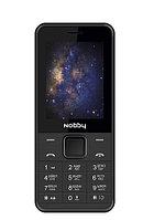 Мобильный телефон Nobby 200 Black (Камера)
