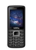 Мобильный телефон Nobby 230 Black (Камера)