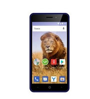 Смартфон Vertex Impess Lion Sapphire (3G, 2 Sim, Android 7.0 + GMS, 8Gb)
