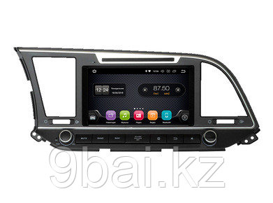 ШГУ Hyundai Elantra 16+ (INCAR TSA-2432) Android 8.0/1024*600,wi-fi, IPS, 8
