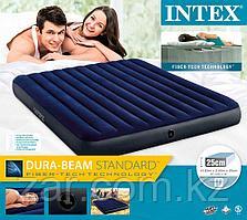 Надувной матрас Intex 64755 183х203х25см