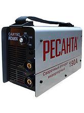 Сварочный аппарат Ресанта инверт. САИ190 190А,220В,25А
