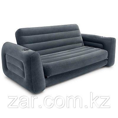 Надувной диван-трансформер Intex 66552 203х224х66см