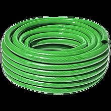 Шланг поливочный 2мм рулон 25 м  Топаз зеленый