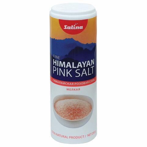 Соль Гималайская розовая, мелкая 250 гр. нейодированная, мелкая