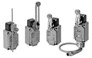 Концевой выключатель серии WL WLCA2-G-N OMR