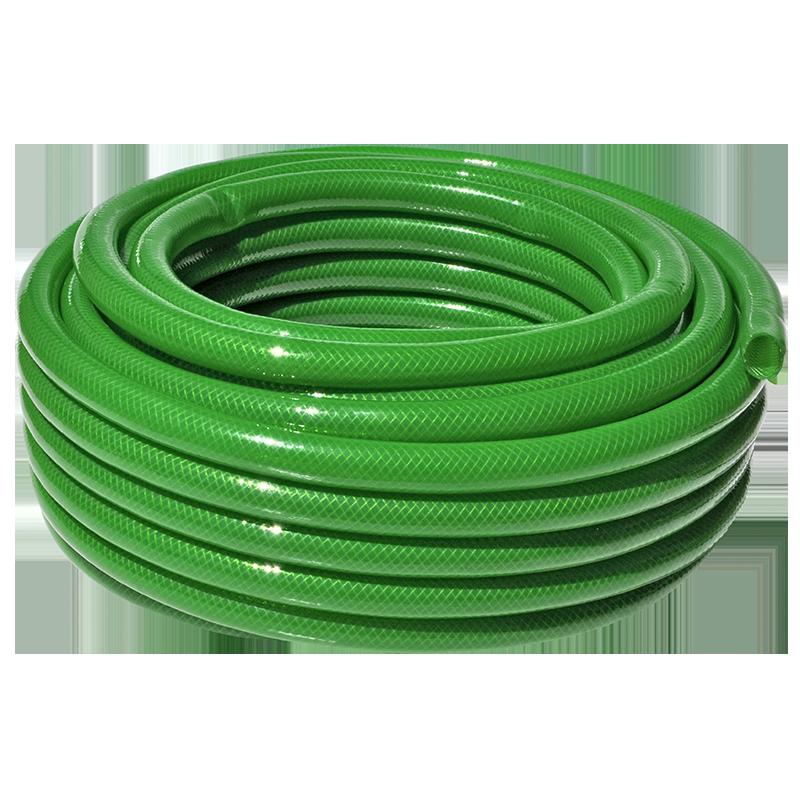 Шланг поливочный 2мм рулон 25 м   Аквамарин зеленый