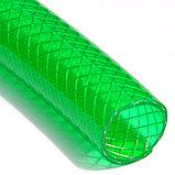 Шланг поливочный 2мм рулон 25 м   Аквамарин зеленый, фото 2