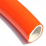 Шланг поливочный 2мм рулон 25 м   Янтарь оранжевый, фото 2