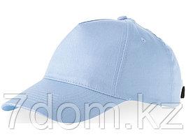 Бейсболка Memphis 5-ти панельная, голубой