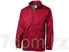 Ветровка Miami мужская с чехлом, красный