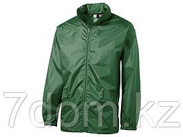 Ветровка Miami мужская с чехлом, зеленый