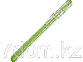 Ручка шариковая Лабиринт, зеленое яблоко