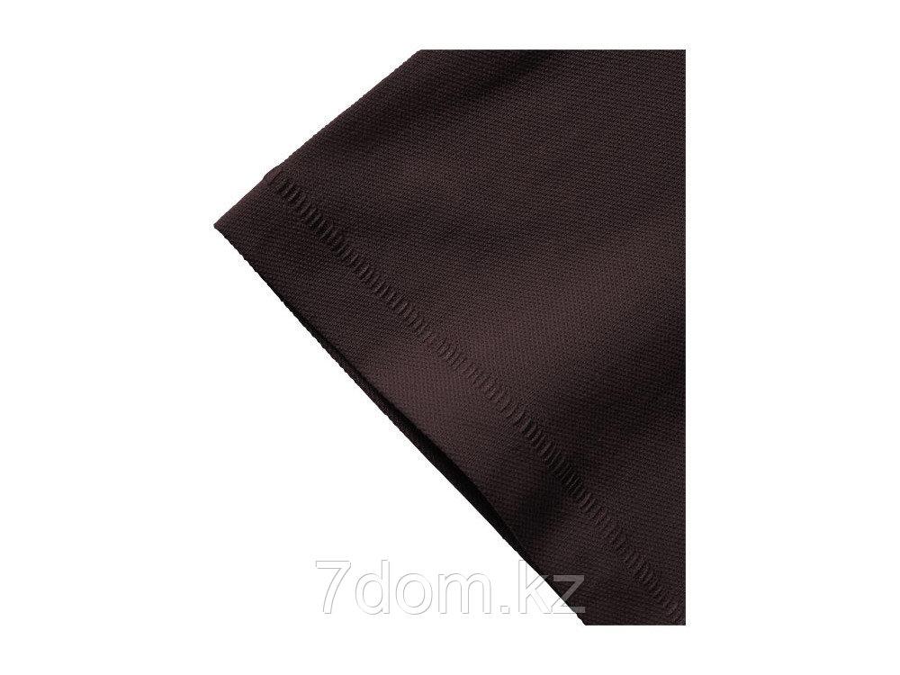 Рубашка поло Seller мужская, шоколадный коричневый - фото 3