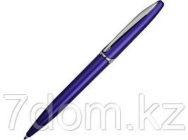 Ручка шариковая Империал, синий металлик