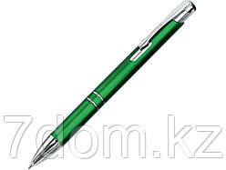Ручка шариковая Калгари зеленый металлик