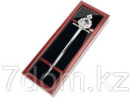 Нож Рапира короля Георга V, серебристый