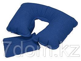 Подушка надувная Сеньос, синий