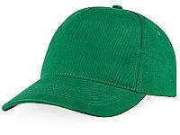 Бейсболка Florida 5-ти панельная, зеленый