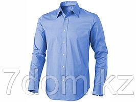 Рубашка Hamilton мужская с длинным рукавом, голубой