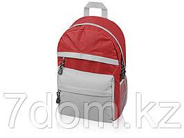 Рюкзак Универсальный (красная спинка), красный/серый
