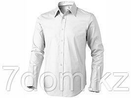 Рубашка Hamilton мужская с длинным рукавом, белый
