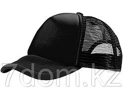 Бейсболка Trucker, черный