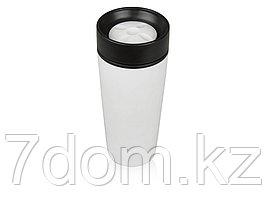 Кружка с термоизоляцией на 450 мл, белый