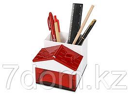 Подставка Милый домик, красный