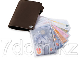 Бумажник Valencia, коричневый
