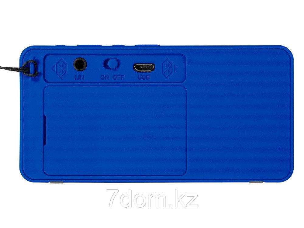 Колонка Jabba Bluetooth®, синий - фото 2
